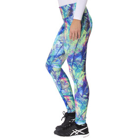 asics Graphic Collant Femme, halographic